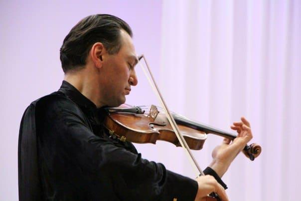 Карэн Шахгалдян: «Скрипка позволяет быть дьяволом, женщиной, ребёнком, собачкой…»