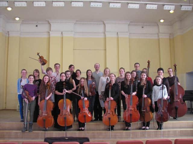 Молодежный симфонический оркестр Карелии