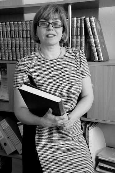 Наталия Фекличева. Фото Ирины Ларионовой