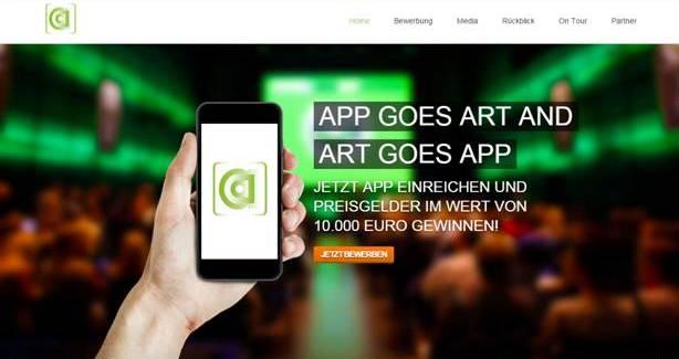 конкурс на лучшие художественные работы в формате app
