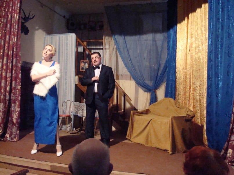 "Театр ""БИТЕНА"", спектакль ""Сублимация любви"""
