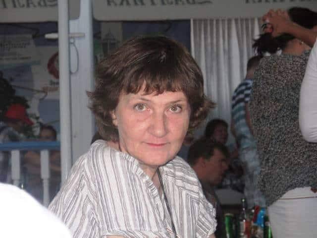 Заместитель председателя Вологодского отделения СТД Ирина Горожанова