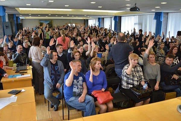 На общественных слушаниях поддержали проект развития кампуса ПетрГУ