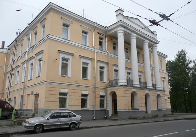 Дом Пименова в Петрозаводске