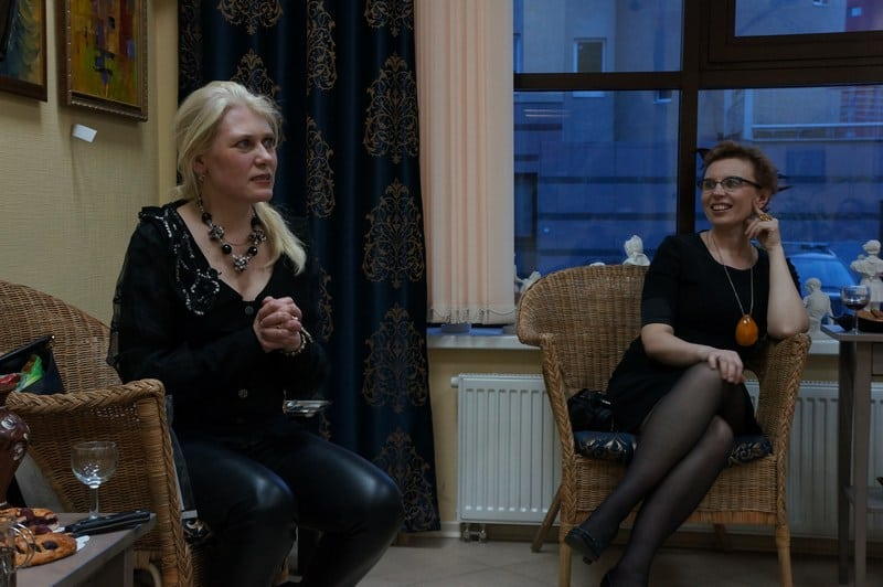 Литературный салон в Петрозаводске