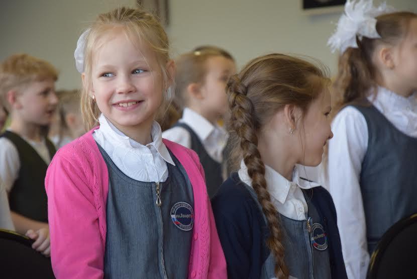 Школьники. Фото Марии Голубевой