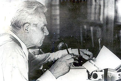 Антти Николаевич Тимонен. Фото Национального архива