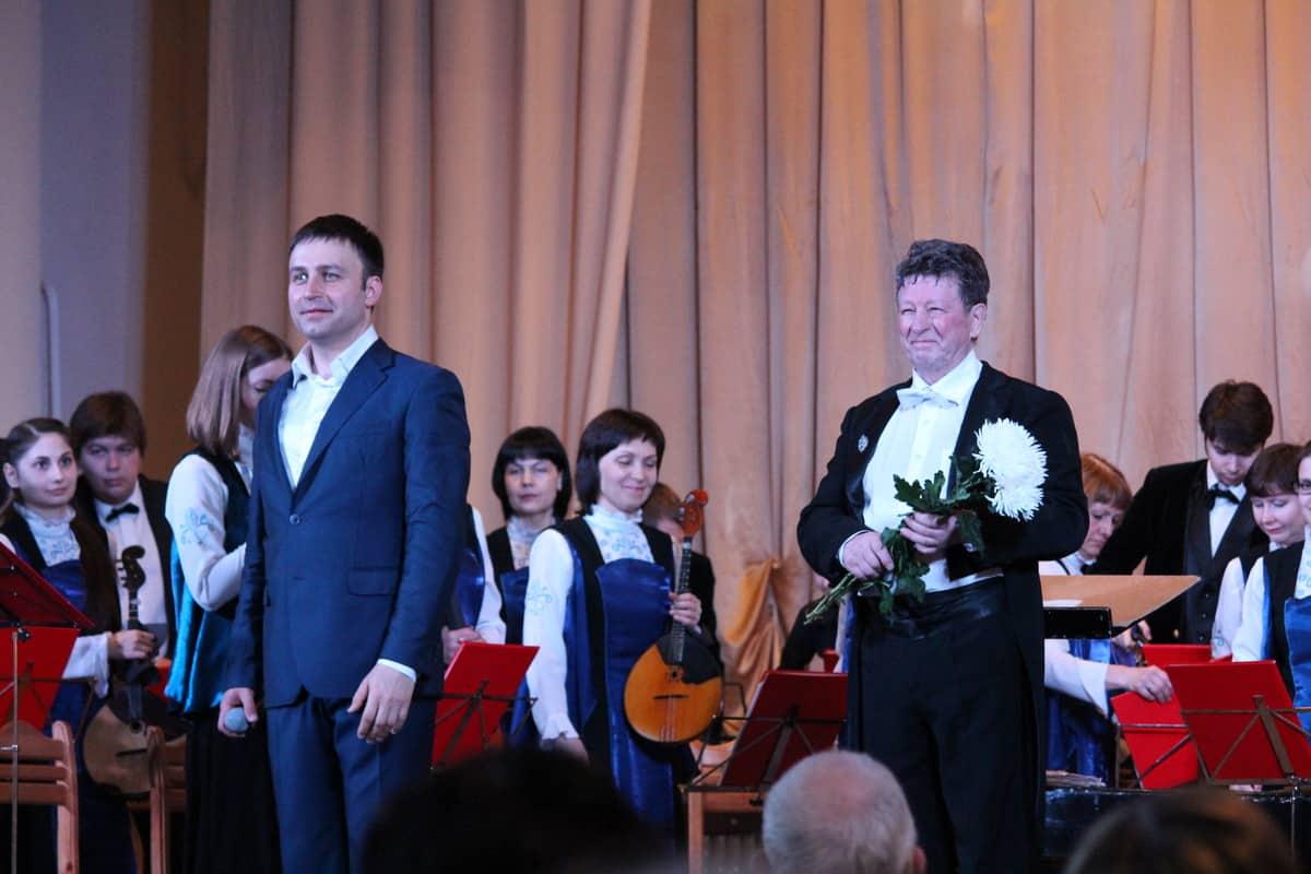 Владислав Косарев и Геннадий Миронов