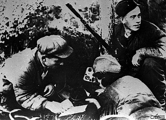 Пряжинская подпольная группа