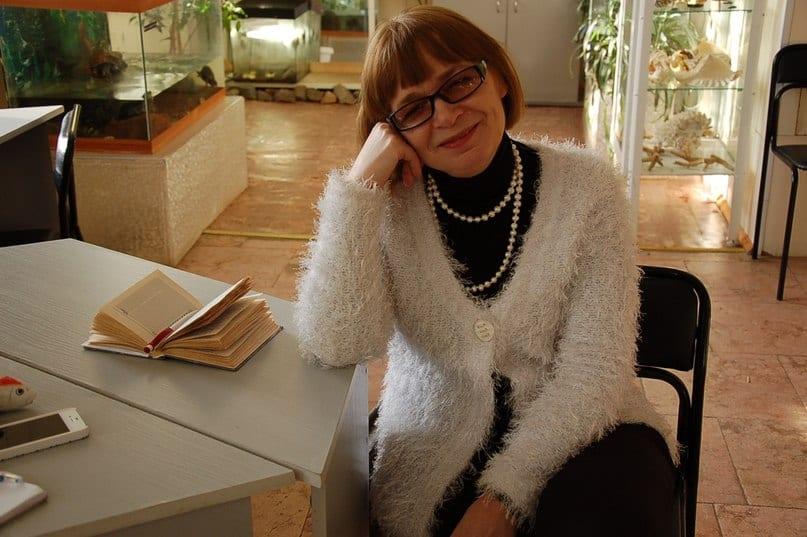 Зинаида Борисовна Ефлова. Фото Марии Голубевой