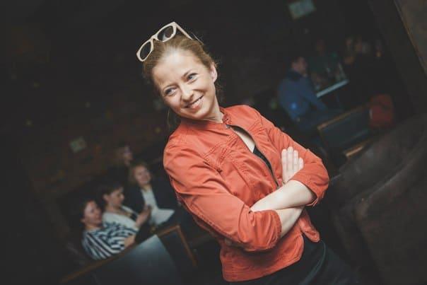 Илона Румянцева. Фото Марии Гудковой