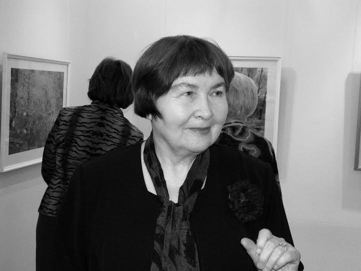 Серафима Полякова. Фото Ирины Ларионовой