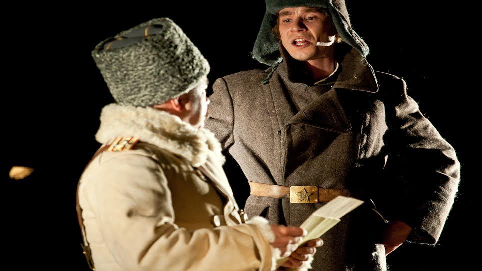 Первые зрители горячо приняли премьеру «Баллады о солдатах»
