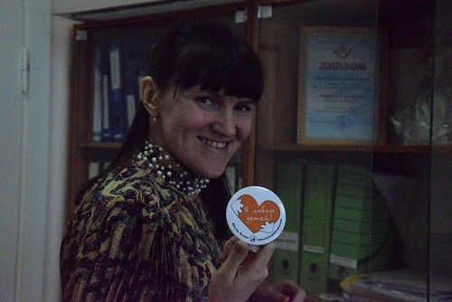 Дарья Толмачева. Фото Марии Голубевой
