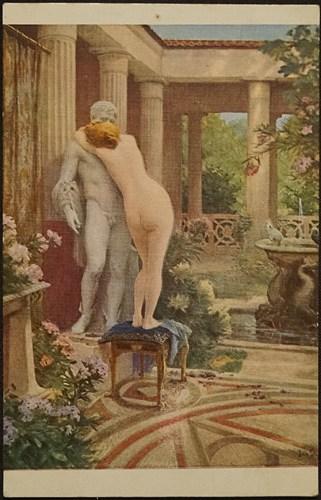 Ян Стыка. Поцелуй Эвники (на тему «Quo vadis?»)