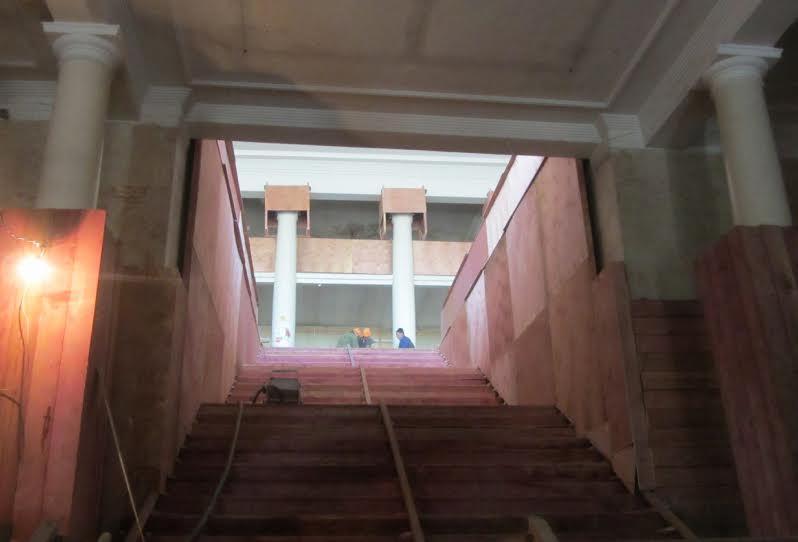 Второй этап реконструкции Национальной библиотеки Карелии