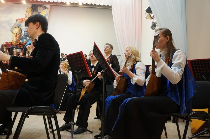 """Концерт оркестра """"Онего"""" «Всем тем, которых забывать нельзя…»"""