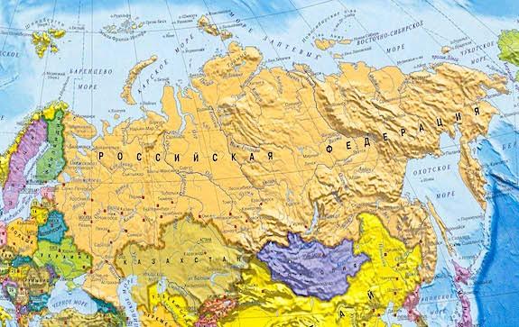 россия_карта