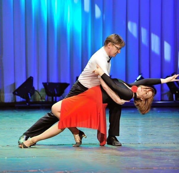 Социальные танцы. Фото Алексея Светова