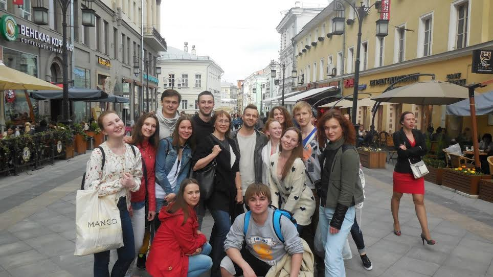 Ансамбль «Студ.данс» победил на международном конкурсе хореографии «Золотое сечение»