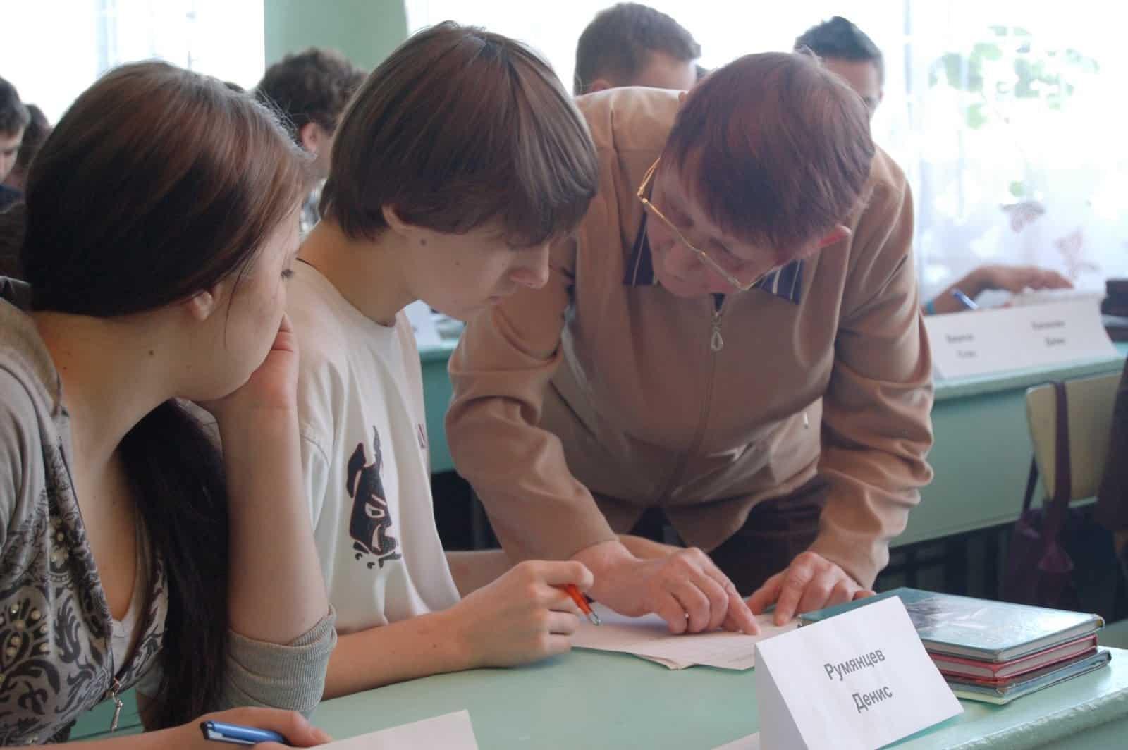 Нина Залысина, народный учитель Карелии. Фото Марии Голубевой