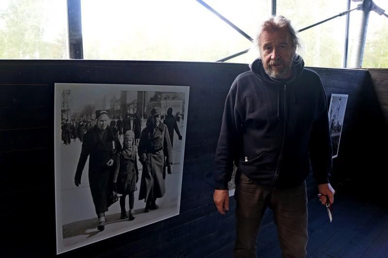 Матти Пелтокангас . Фото Ирины Ларионовой