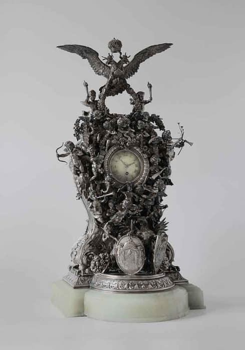 Часы. 1891