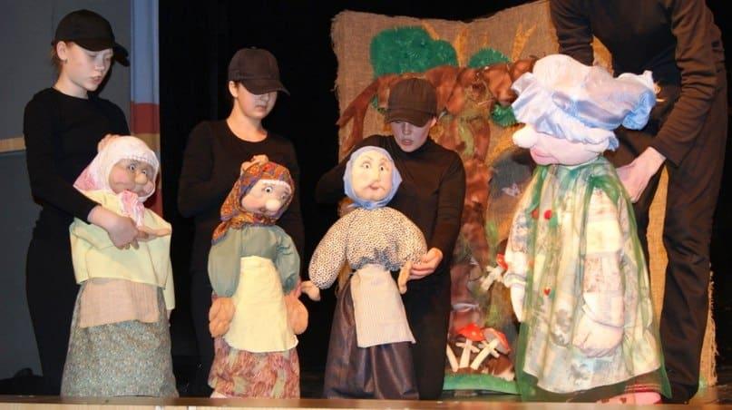 «Маленькая Баба Яга» увезла гран-при в Вяртсиля