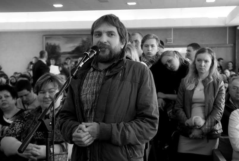 Михаил Гусаков. Фото Ирины Ларионовой