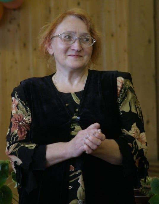 Валентина Либерцова. Фото Владимира Ларионова