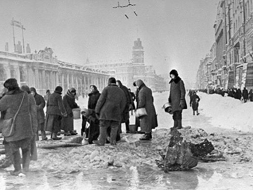 Гены помогли ленинградцам пережить блокаду