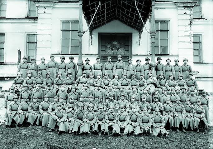 Дом офицеров в Петрозаводске