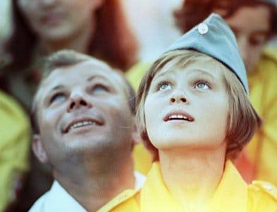 Юрий Гагарин. Фото РИА Новости
