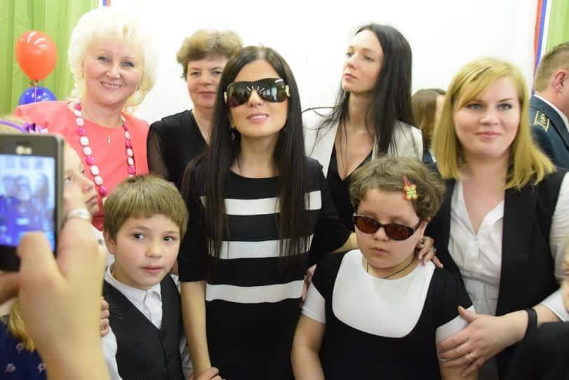 Диана Гурцкая в Петрозаводске