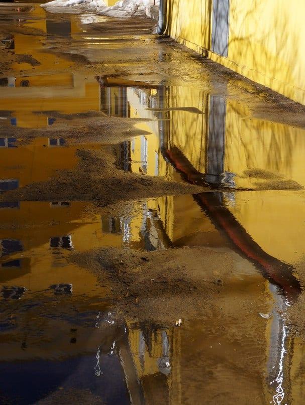 Петрозаводск. Фото Ирины Ларионовой