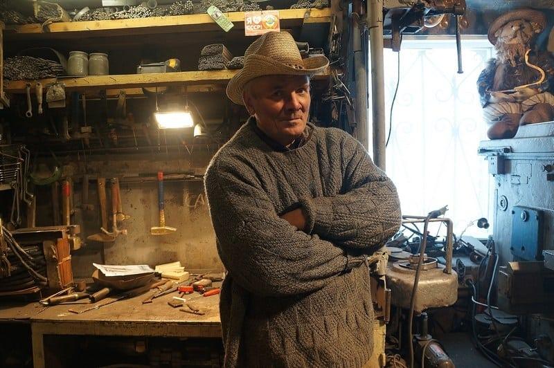Николай Беляков. Фото Ирины Ларионовой