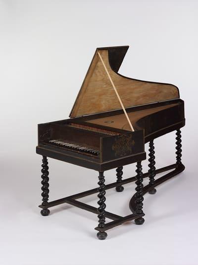 2ed3d6400d клавесин Кристиана Фатера