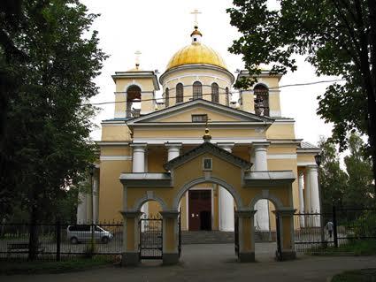 Александро-Невский собор возродили в наше время в первоначальном виде