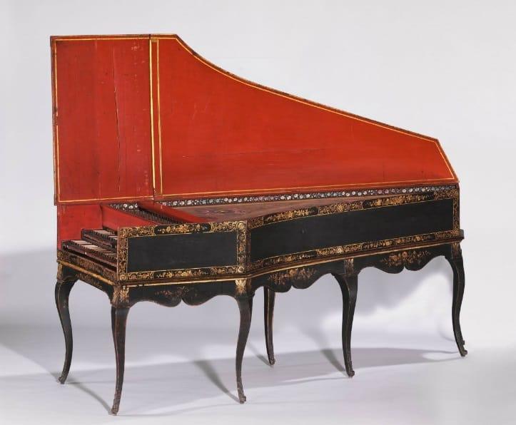 Фатер Antoine клавесин франция 6