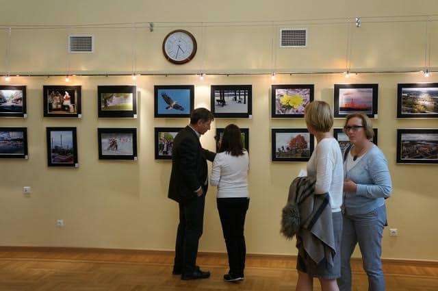 Выставка «Так живет Варкаус» посвящена 50-летнему юбилею побратимских связей между финским городом и Петрозаводском