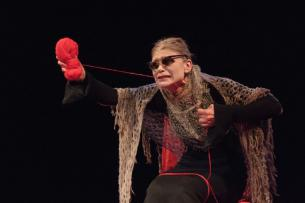 Моноспектакль по пьесе самого популярного польского драматурга Станислава Виткевича покажут в Карелии