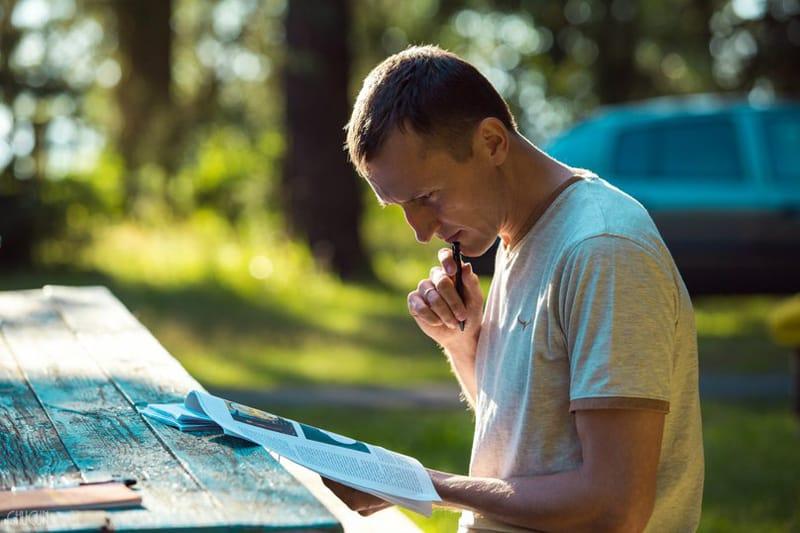 Григорий внимательно прочитал публикации летнешкольников в журнале «Полушарие»
