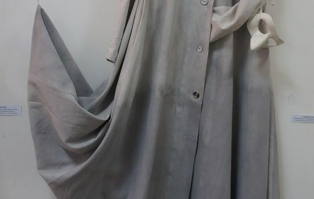 Стефания Граурогкайте. Фрагмент костюма к балету «Пульчинелла», 2011 г. Музыкальный театр РК. Хореограф В. Варнава