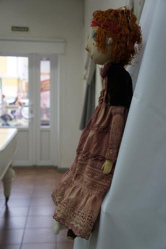Стефания Граурогкайте. Кукла
