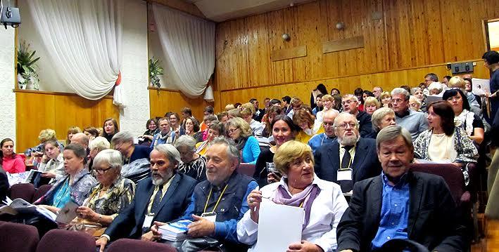 Участники Рябининских чтений