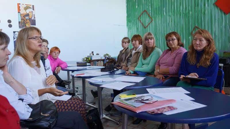 Семинар в Петрозаводске «Социализация  людей с особенностями развития средствами культуры, социального и образовательного туризма и волонтерской поддержки»