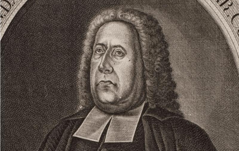 сын Иоганна Коберга пастор 2