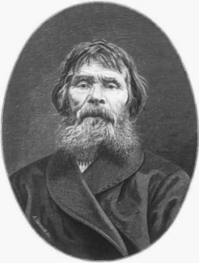 Трофим Григорьевич Рябинин, основатель знаменитой заонежской династии сказителей. В апреле 2016 году будет отмечаться  215 лет со дня его  рождения