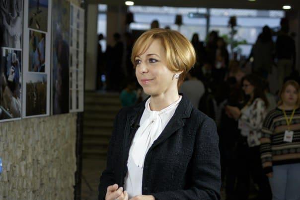 Марианна Максимовская: «Я надеюсь, вы заставите меня снова включать телевизор»
