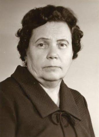 Парасковья Васильевна Барская. 1980-е годы